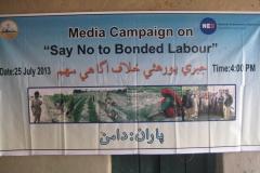 bonded labour campaign